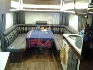 Caravana Dethleffs Beduin 760 DR VIP