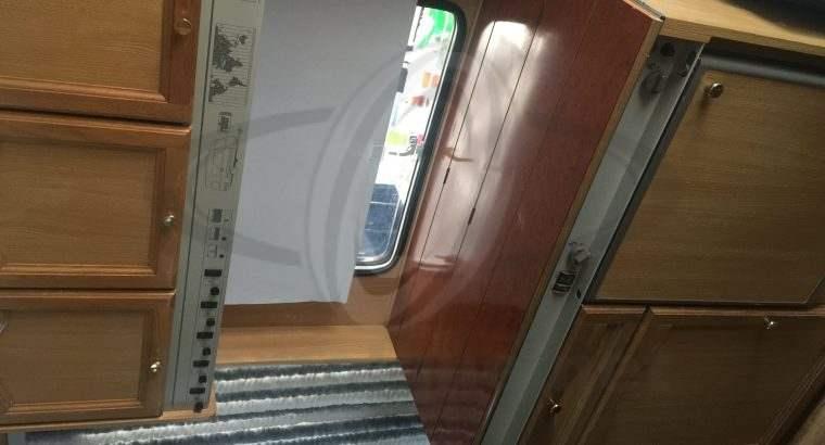 Venta de Caravana con capacidad para cinco personas en muy buen estado