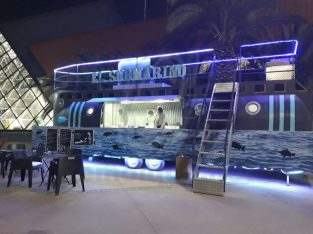 FOOD TRUCK EL SUBMARINO