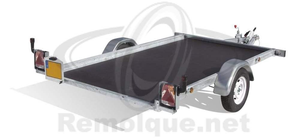 Venta de remolque plataforma nueva en liquidación | Remolque.net