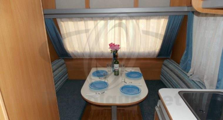 Caravana Sun Roller , Llazzero 370
