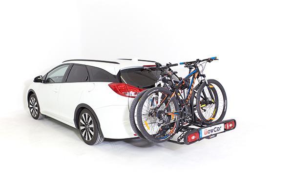 Venta porta bicicletas abatible nuevo