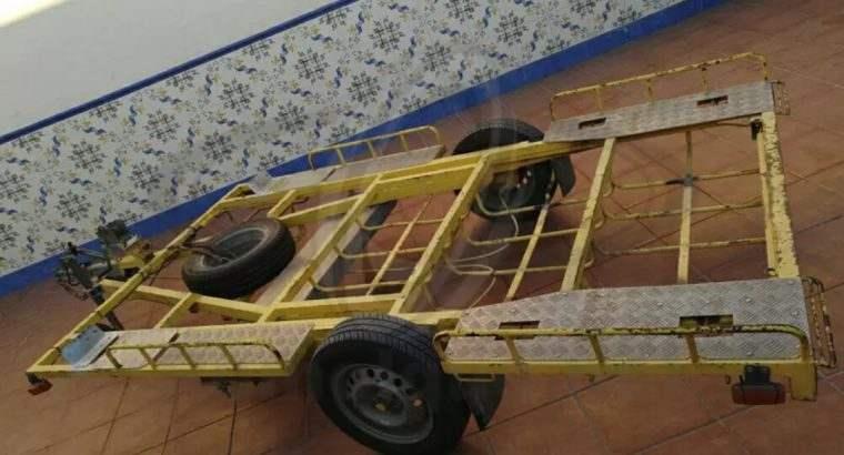 Remolque car cross, bugui, quad