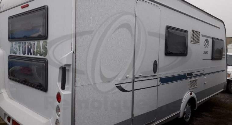 Venta caravana Knaus sport 500 QDK