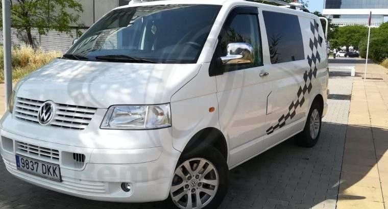 Volkswagen Transporter camperizada