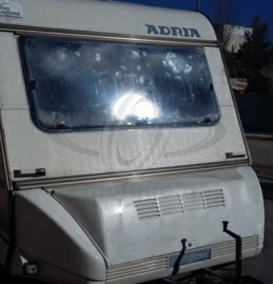 caravana Adriá 440 optima