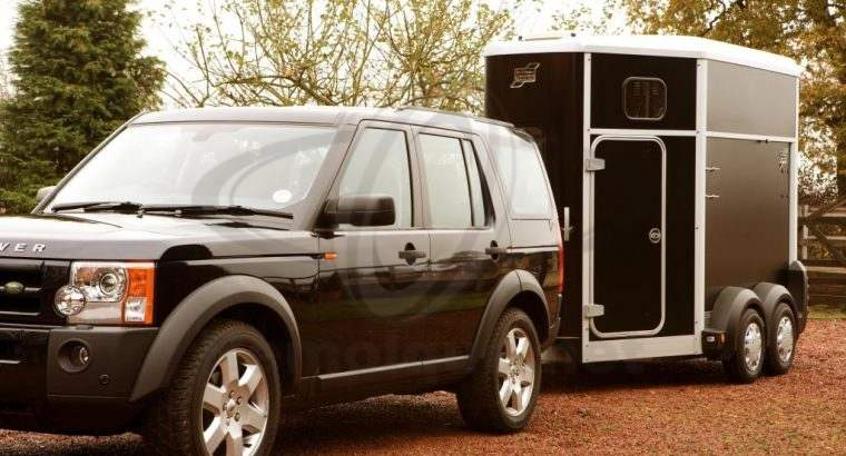 Vans de caballos Ifor Williams