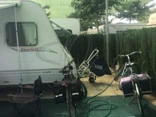 Caravana 3 ambientes Sterckeman 470pe