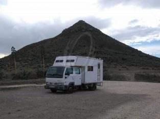 Camión vivienda