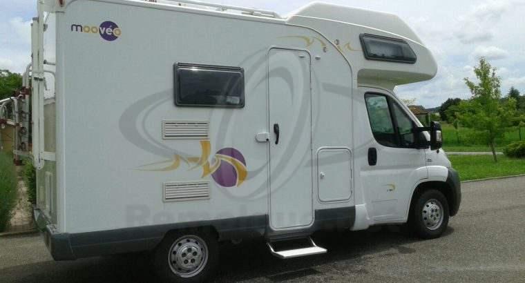 Vendo Autocarana 2200 JTD 100 CV año 2007