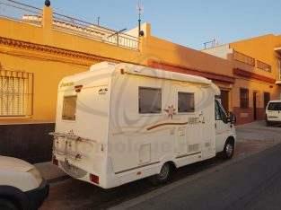 Vendo Autocaravana perfilada 2800 HDI 127CV