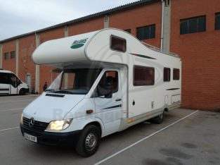 Autocaravana Mercedes Sprinter- Mc Louis 700