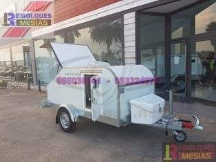 Remolques Mini Caravanas