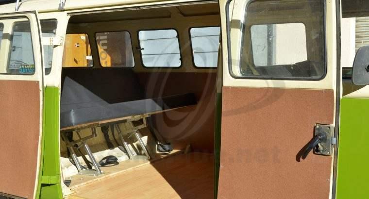 Volkswagen T2 año 1980