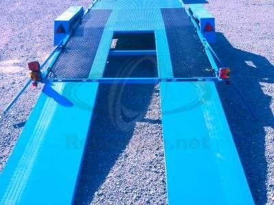 Alquilo plataforma batea porta-coches