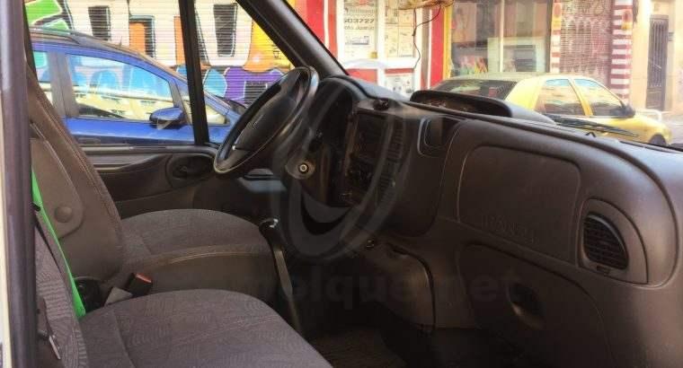 Furgoneta CAMPER Ford Transit t300 homologada