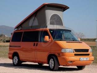 Volkswagen T4 Multivan 2.5 TDI – 102 CV – 1997