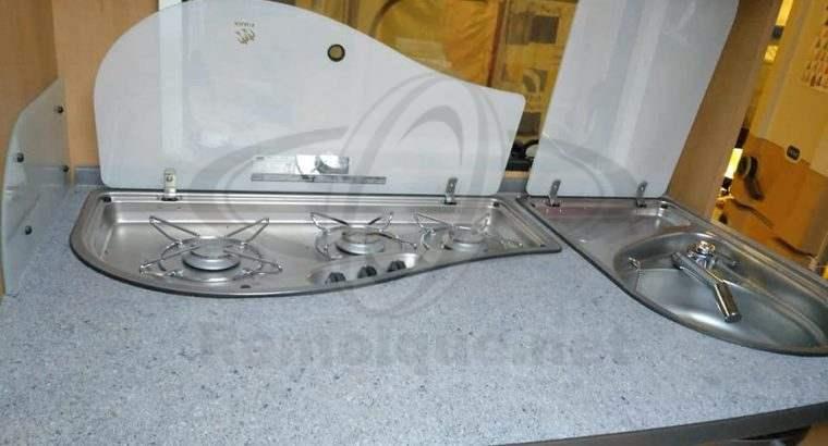 CARAVANA KNAUS SUDWIND 550 FQ del 2008.