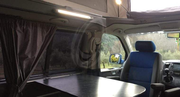 Camper t5 multivan furgoneta