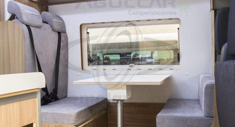 Ford transit L4 H3 Camperizada