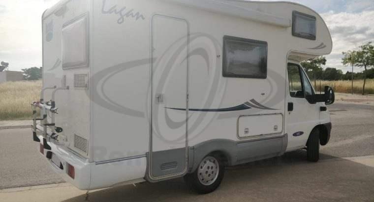 Autocaravana MC Louis Lagan 410 con motor Fiat 2.3