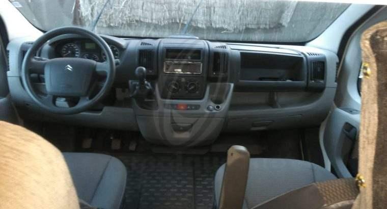 Autocaravana 2010