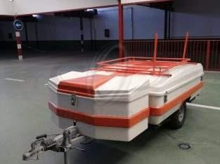 Carro tienda marca Imar modelo puma