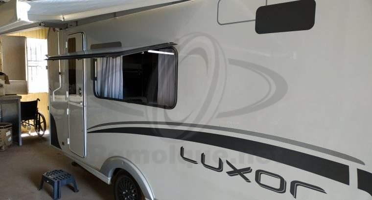 Caravana 3 Ambientes Across Luxor 432 Cdl Reestren