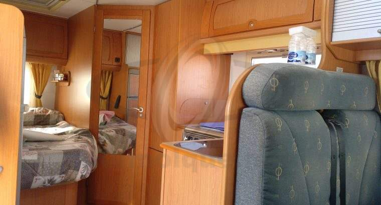 Se vende Autocaravana MONCAYO HALCON 435