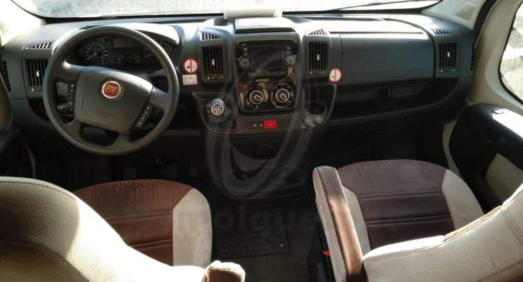 Autocaravana seminueva Benimar Sport 323 7 plazas