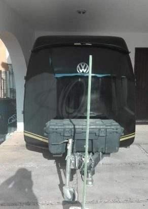 Remolque en combi VW