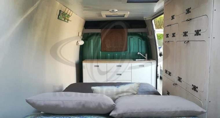 Se vende Citroen Jumper Camper Homologada