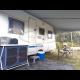 Caravana burstner con mover