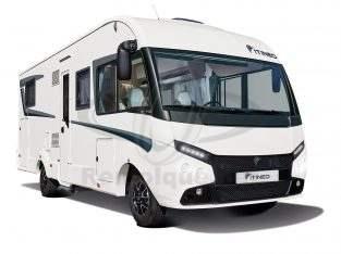 Autocaravana MC740 Traveller – ITINEO – 2020