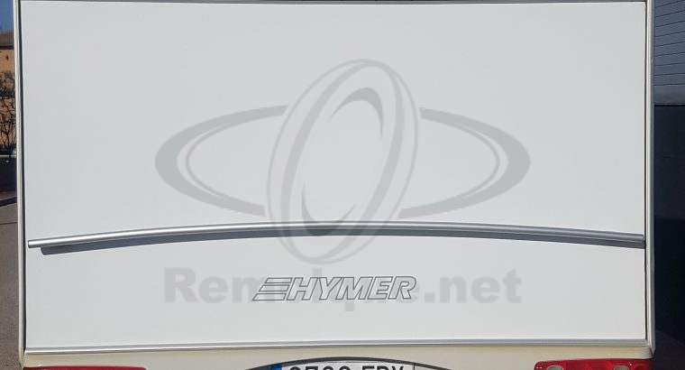 Caravana Hymer Eriba